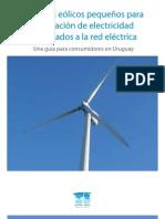 Microeólica Uruguay - Sistemas eólicos pequeños para generación de electricidad conectados a la red eléctrica