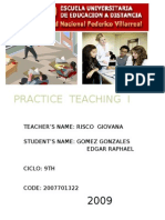Practice Teaching i Forums and Activities