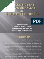 PRESENTACIÓN ZONA DE FALLAS DE MOTORES