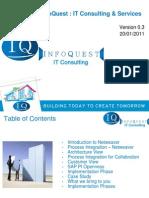 InfoQuest SAP PI