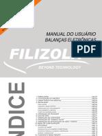Manual Balanla Filizola
