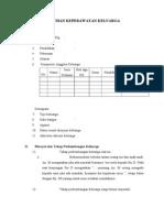 Format Pengkajian Askep Klg