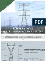 Modul 6-STÂLPI PENTRU LINII ELECTRICE AERIENE