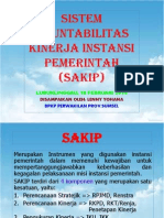 1 Paparan LAKIP SKPD 18 Feb 2014.Ppt [Autosaved]