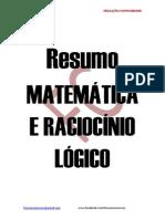 Resumão Matemática e Raciocínio Lógico (CAIXA)(1)