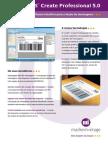Markem Imaje CoLOS Create Pro 5.0 DS PT C1