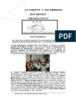 Nota de Prensa Campeonato Extremadura Caceres