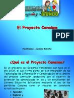 Proyecto Canaima Educativo