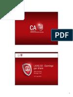 Lkas33 Earnings Per Share