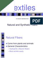 Lec 1-Introduction to Textiles