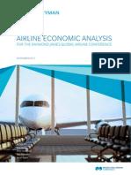 2013 Airline Economic Analysis