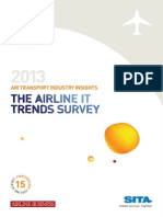 Airline IT Trends Survey 2013