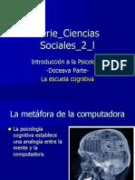 9570561 Introduccion a La Psicologia La Escuela Cognitiva