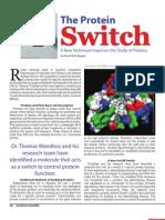 SSM Winter 2007 Biomed Protein Switch