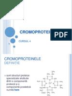 4cromoproteinele e