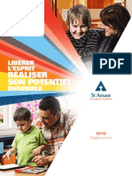 St.Amant Foundation 2012-13 Rapport Annuel