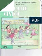 Educatie Civica IV