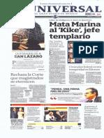 Gcpress Mar 01 1bril 2014 Portadas Medios Nacionales