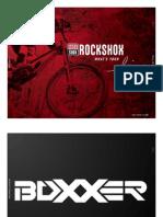 2015 RockShox BoXXer Charger