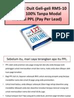 Cara Untuk Mendownload eBook 127 Idea & Strategi