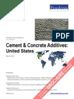 Cement & Concrete Additives