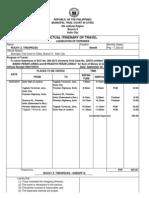 Liquidation Form (BLANK)
