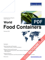 World Food Containers