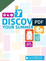 Summer Camps Program Guide 2014