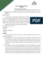 GUÍA DE FILOSOFÍA Y PSICOLOGÍA
