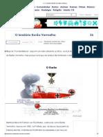 ( ! ) O lendário Barão Vermelho _ Minilua
