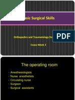 Basic Surgical Skills Final