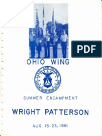 Ohio Wing Encampment - 1981