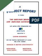 Bba Aviva Life Insurance