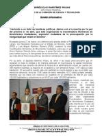 Boletin informativo 31-03-2014