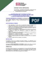 Ficha Técnica  TGC  ISO 9001 2014 (CCB)