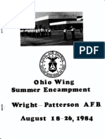 Ohio Wing Encampment - 1984