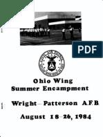 Ohio Wing Encampment - 1984