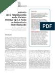 tratamiento de la hipergluciemia en diabetes tipo 2