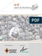 Guía para el Manejo Integral de Residuos - Subsector de transporte terrestre