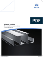 Tata Steel Advance to Eurocodes