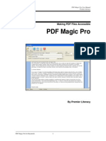 PDF Magic Manual