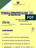(II)Herramientas I,F,E PIP Huaraz 10 Al 14.09.07