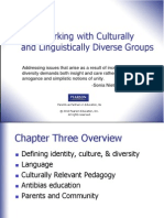 working with diverse individuals