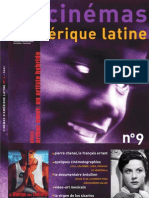 Cinemas Damerique Latine n9 2001