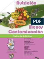 Manual Mejor Nutricion - Pura Vida 2012