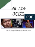 We Are Jose Handbook