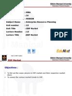 ERP_Unit 13_ERP Market_PPT.ppt