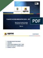 Plan de Accion Proure 2010 2015