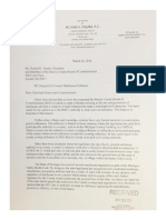 Benzie County's Attorney's Opinion Re Marijuana Ordinance - 03-26-14