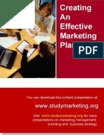 Marketing Plan ppt